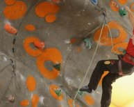 Calories burned indoor Rock climbing