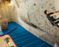 Childrens climbing Wall