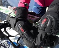 Gloves for Ice climbing