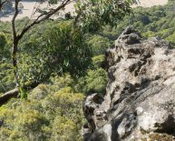 Outdoor Rock climbing Victoria