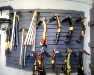 Used Ice climbing Gear
