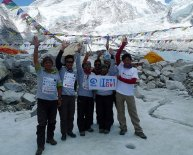 Woman to climb Mount Everest
