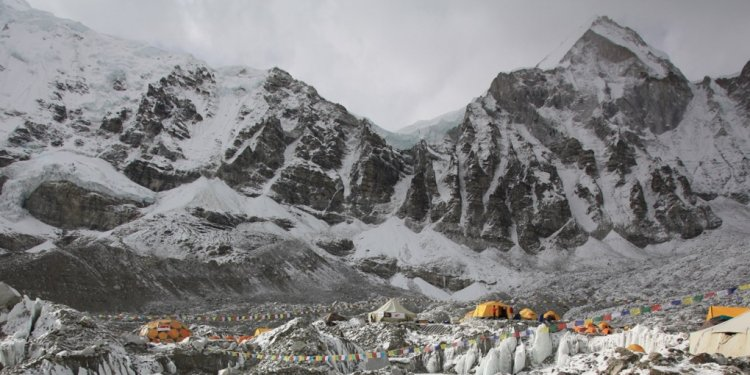 Climb to Base Camp Mount Everest