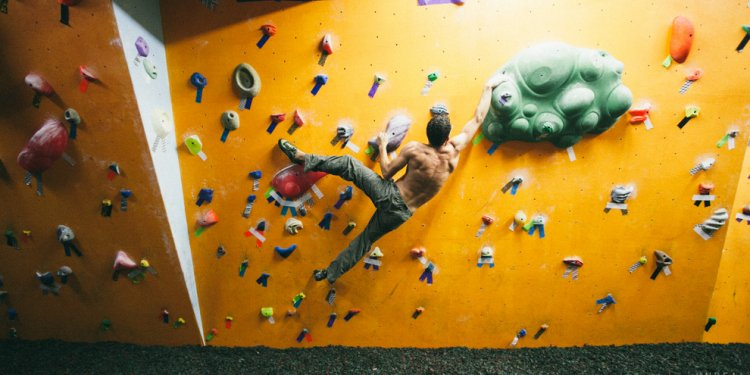 Rock wall Climbing holds